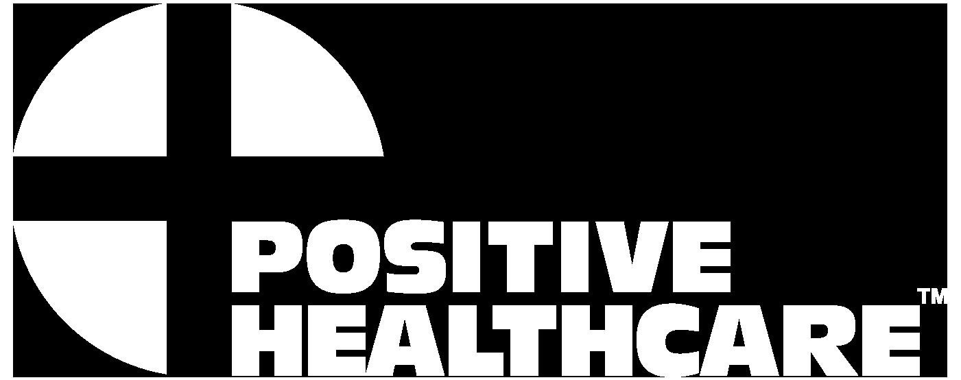 positive healthcare logo
